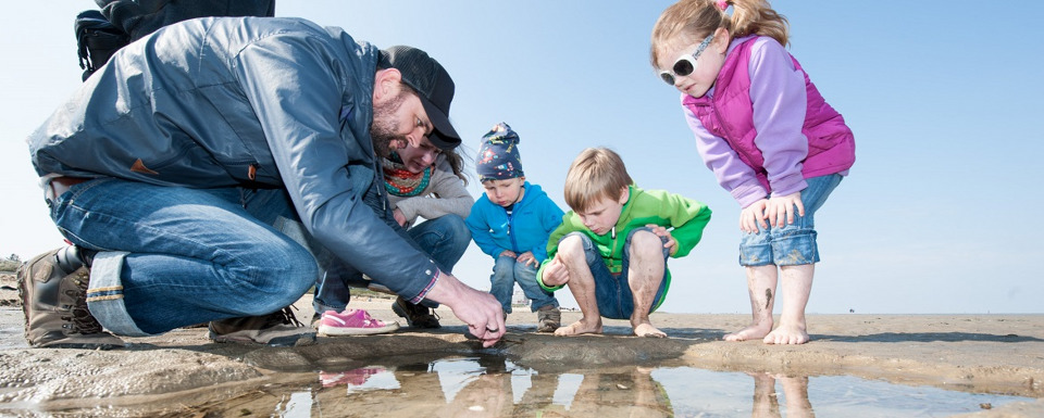 Familienurlaub Cuxhaven-Duhnen