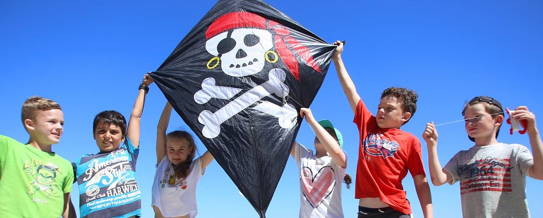 Piratenklassenfahrt Dahme