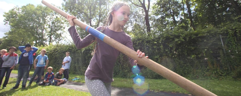 Spiele auf Klassenfahrt in Friedrichstadt