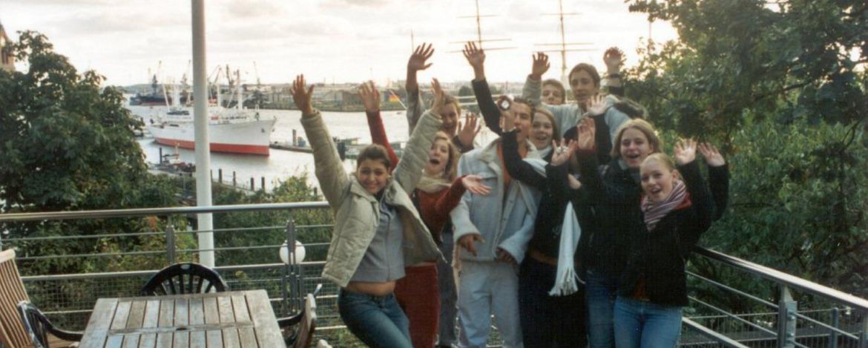 Klassenfahrten Hamburg - Auf dem Stintfang