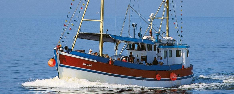 Schifffahrten auf der Nordsee