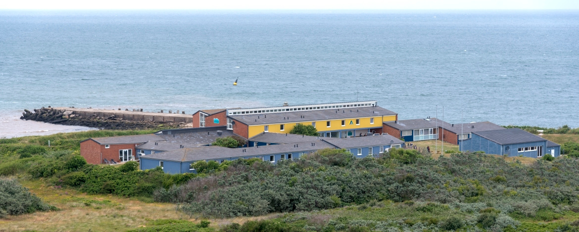 Youth hostel Heligoland - House of Youth