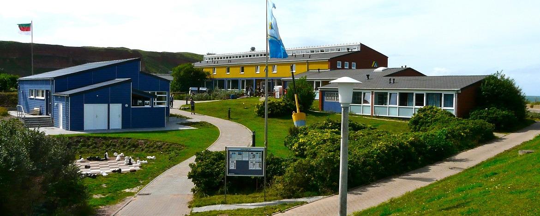 Jugendherberge Helgoland