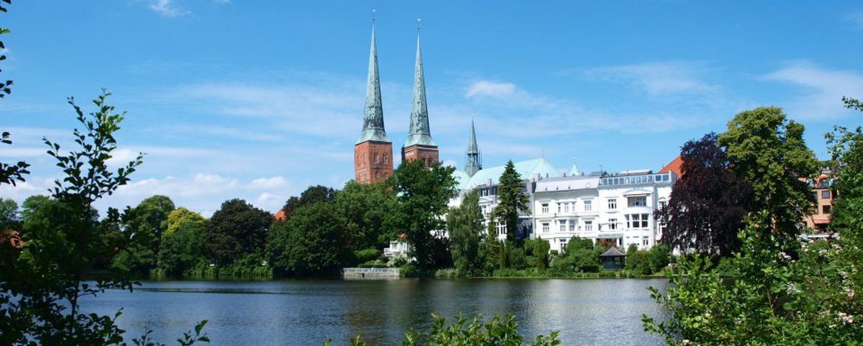 Freizeit-Tipps Lübeck - Vor dem Burgtor