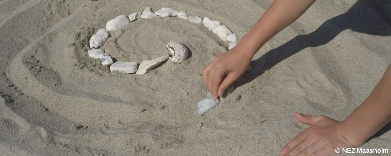 Strandkunst - Klassenfahrten nach Maasholm