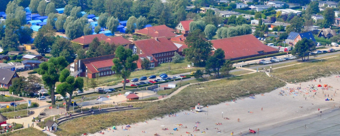 Youth hostel Scharbeutz-Strandallee