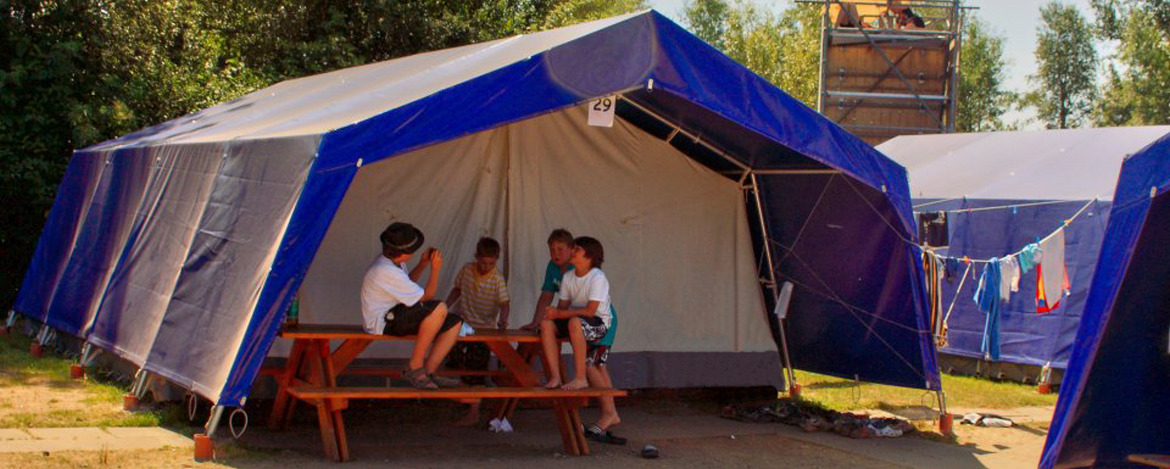 Youth hostel Scharbeutz Youth Group Camp