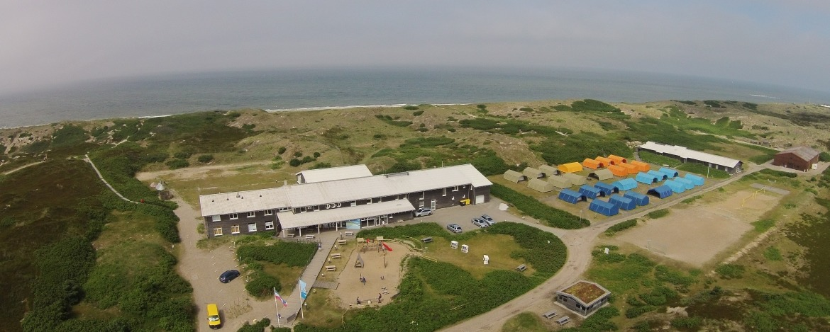 "Youth hostel Westerland ""Dikjen Deel"""