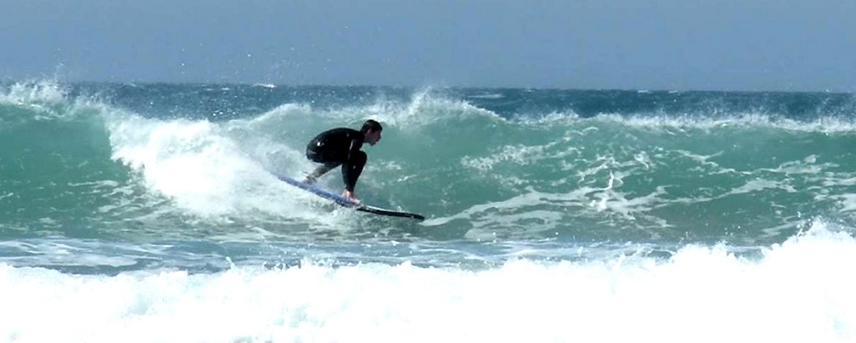 Surfen lernen in der Jugendherberge Westerland auf Sylt