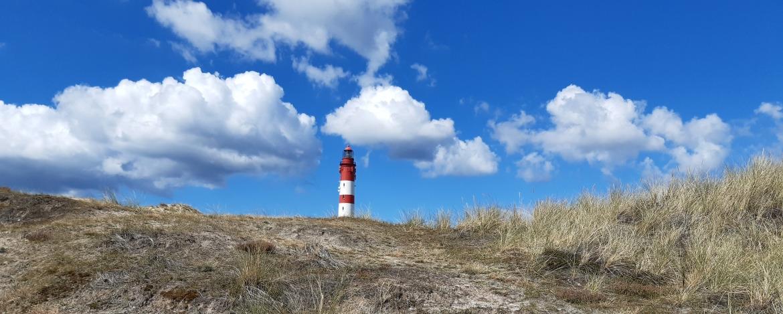 Leuchtturm der Jugendherberge Amrum