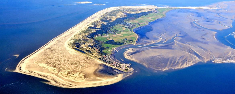Leuchtturm der Insel Amrum