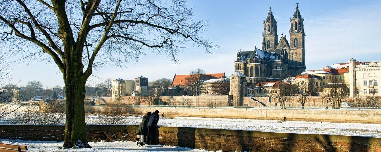 Der Dom im Winter