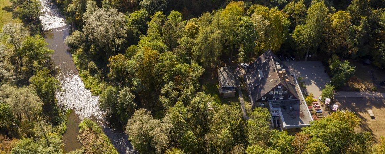 Jugendherberge Altenahr im Naturschutzgebiet