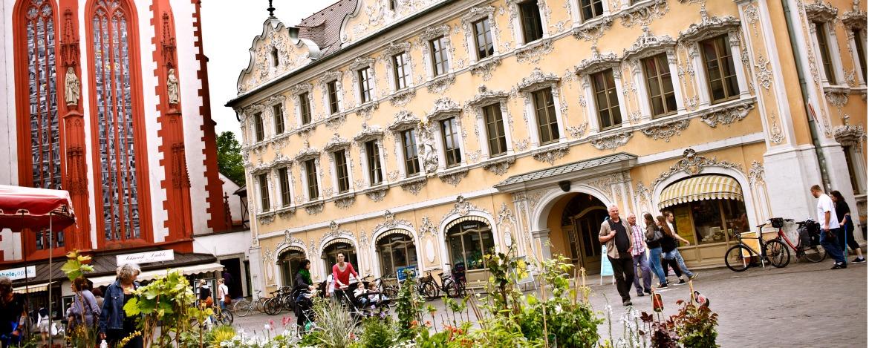 Gruppenreisen Würzburg