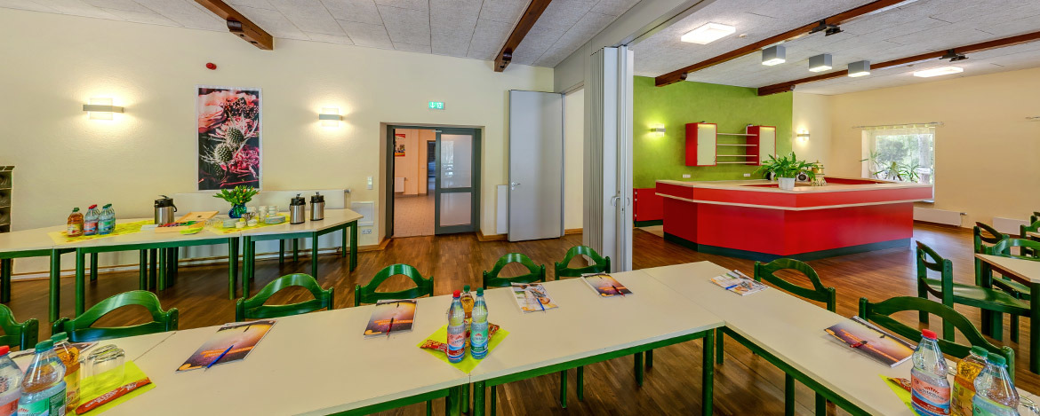 Youth hostel Hormersdorf