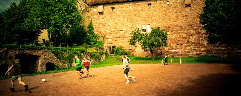 Ausstattung Burg Rothenfels