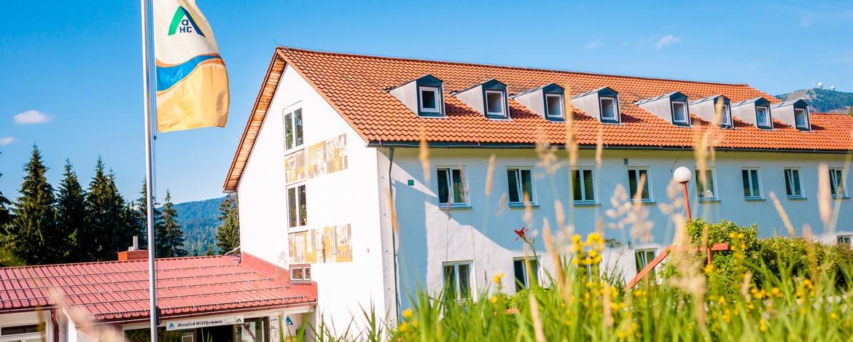 Youth hostel Bayerisch Eisenstein