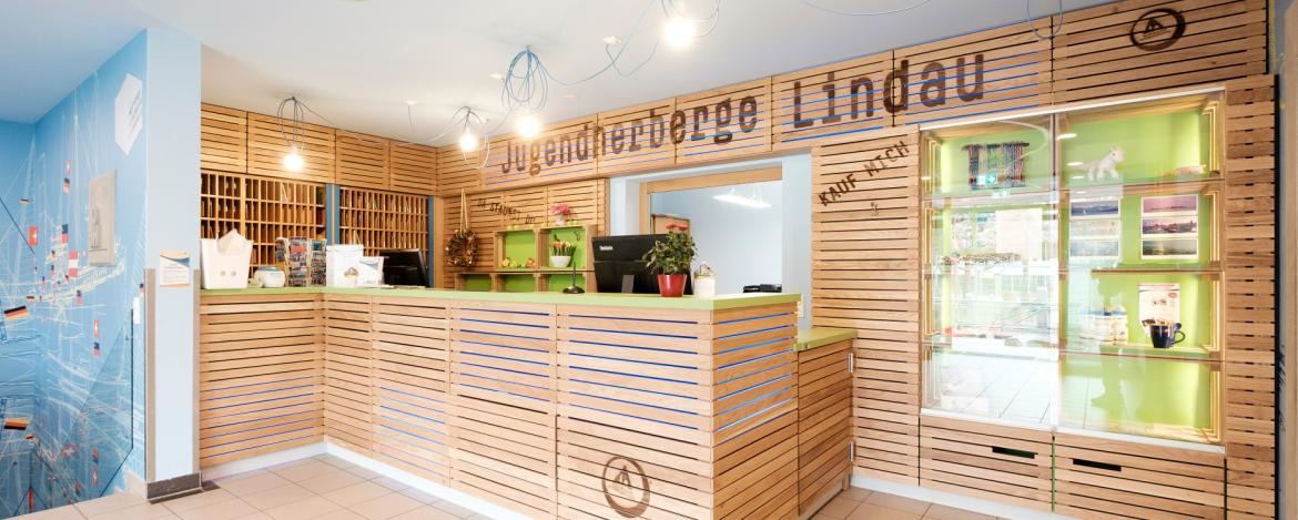 Youth hostel Lindau