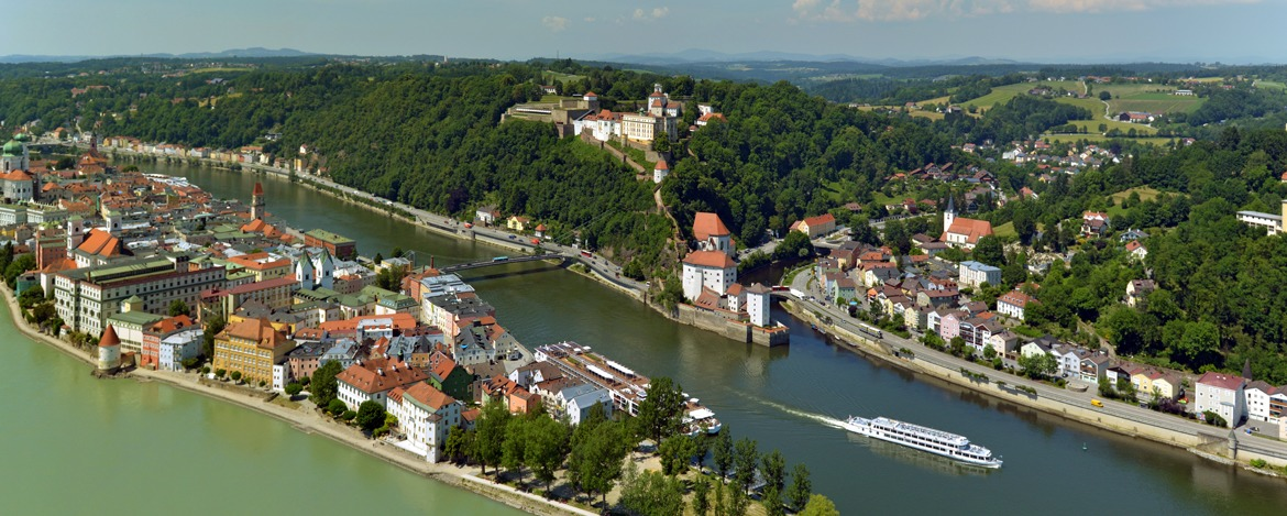 Activities at Passau