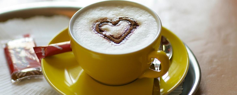 Kaffeespezialitäten in der Jugendherberge Neustadt