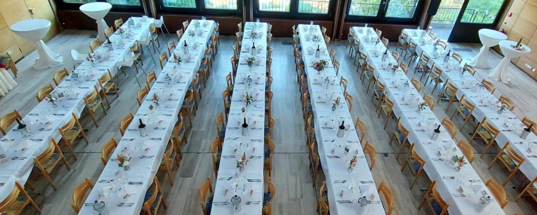 Schwimmbad der Jugendherberge Oberwesel