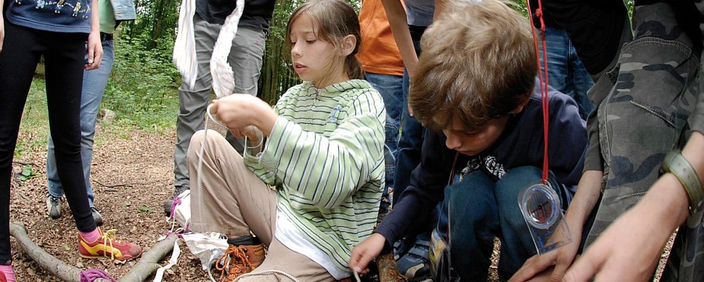 Naturnahes Erlebnisprogramm der Jugendherberge Prüm