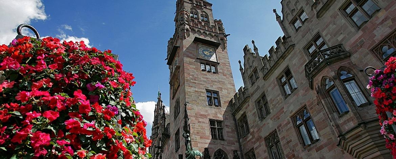Saarbrücker Rathaus