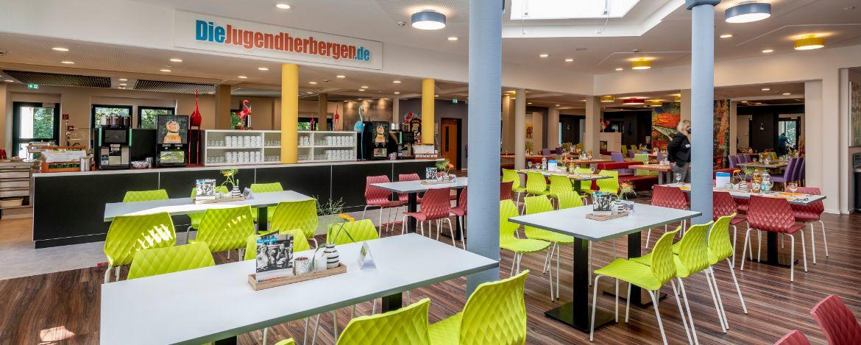 Restaurant der Jugendherberge Speyer