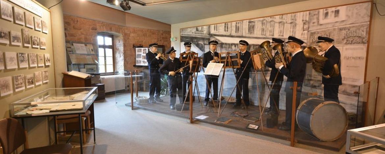 Musikantenlandmuseum auf dem Gelände der Burg Lichtenberg