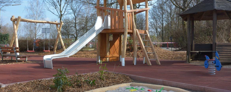 Spielplatz der Jugendherberge Tholey