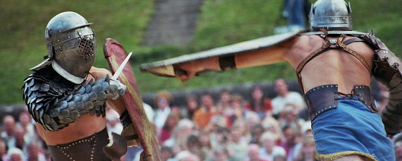 Römer-Event in Trier