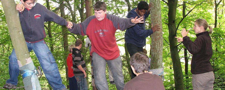 Naturnahes Erlebnisprogramm der Jugendherberge Trier