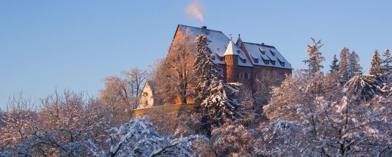 Youth hostel Burg Wernfels
