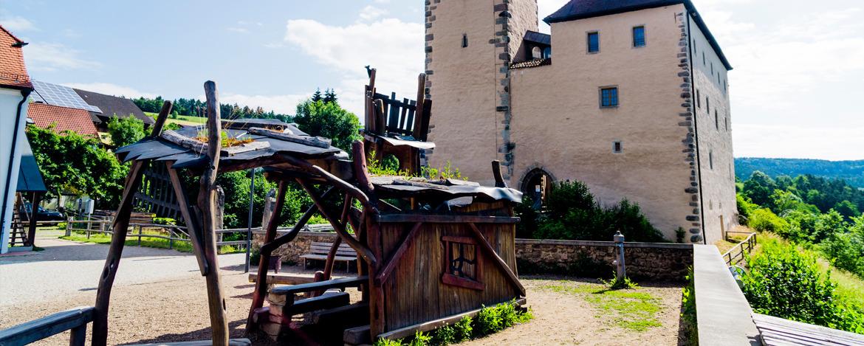 Ausstattung Burg Trausnitz