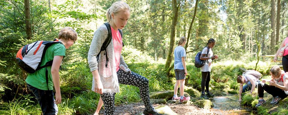 Silberborn: Fußballtraining