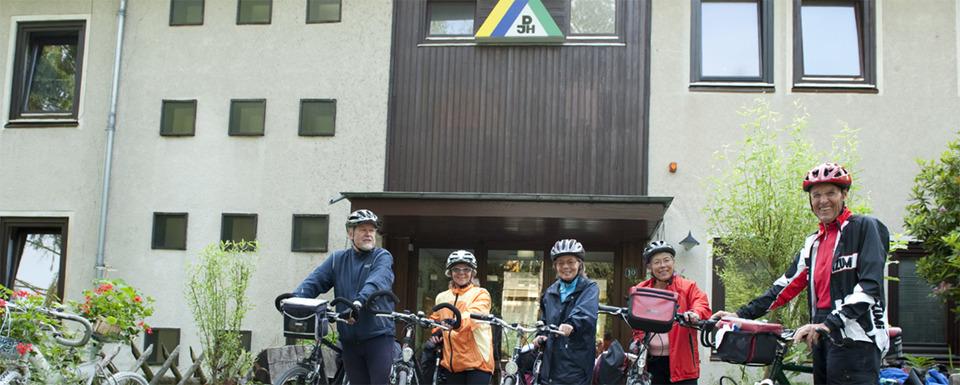 Hann. Münden: Junge Radfahrer