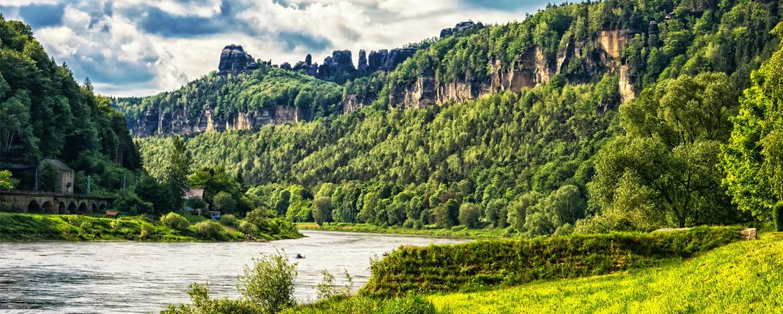 Die Sächsische Schweiz aktiv erleben