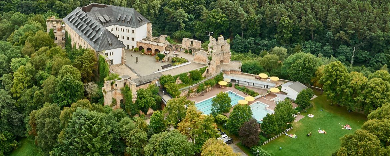 Burg-Jugendherberge Altleiningen