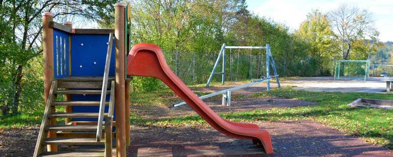 Spielplatz der Jugendherberge Bad Ems