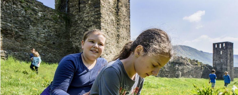 Erlebnisprogramm der Jugendherberge Bad Kreuznach