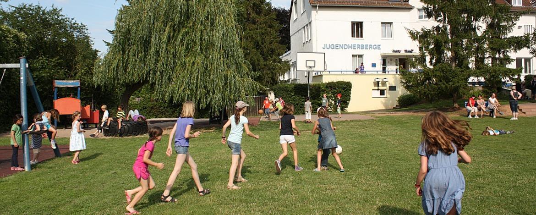 Freizeitgelände der Jugendherberge Bad Kreuznach