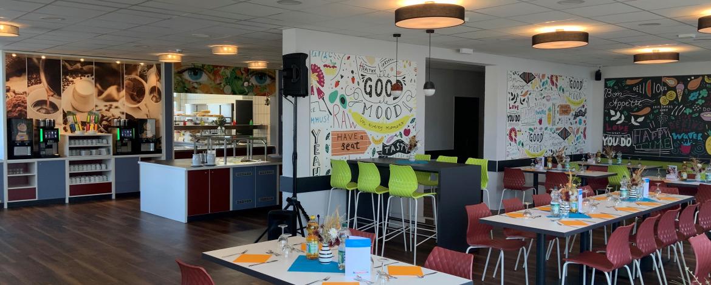 Rückansicht der Jugendherberge Bad Neuenahr-Ahrweiler