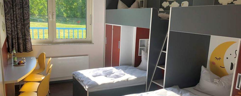 Neu ab 1.4.2020 - Zimmer der Jugendherberge Bad Neuenahr-Ahrweiler
