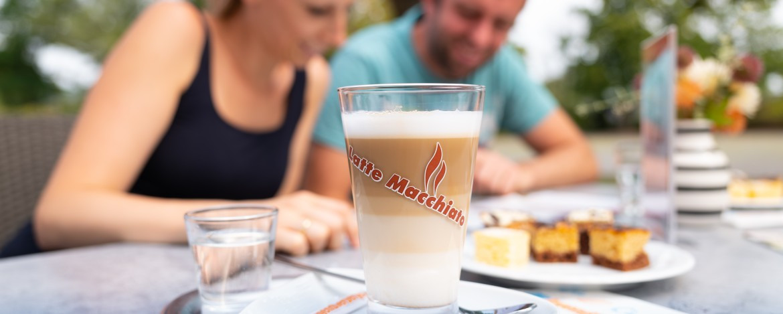 Gemütliche Kaffeepause in der Jugendherberge Bad Neuenahr-Ahrweiler
