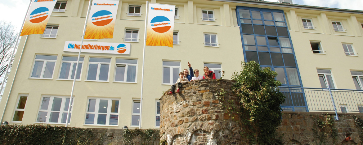 Youth hostel Bingen
