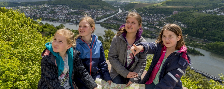 Ausflug rund um die Jugendherberge Bingen