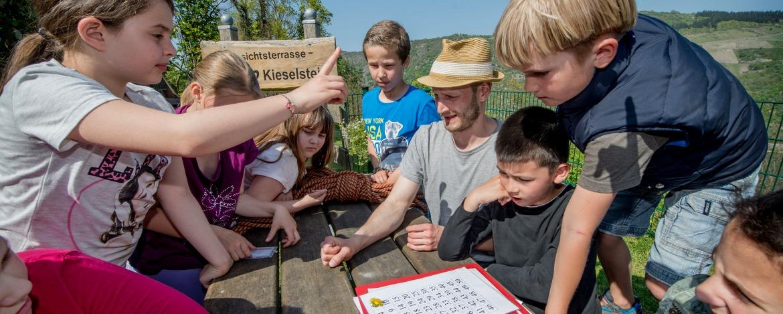 """Erlebnisprogramm """"Die Meisterdetektive"""" - Jugendherberge Bingen"""
