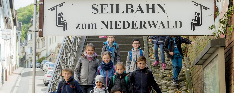Seilbahn Assmannshausen – Jugendherberge Bingen
