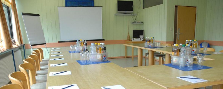Tagungsraum in der Jugendherberge Bollendorf