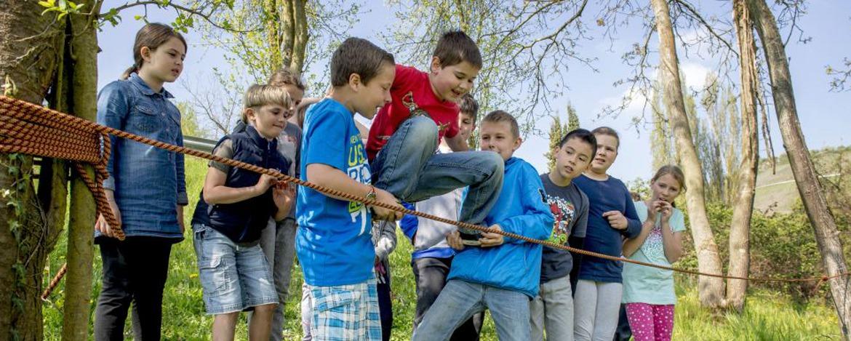 Erlebnisprogramm der Jugendherberge Dahn